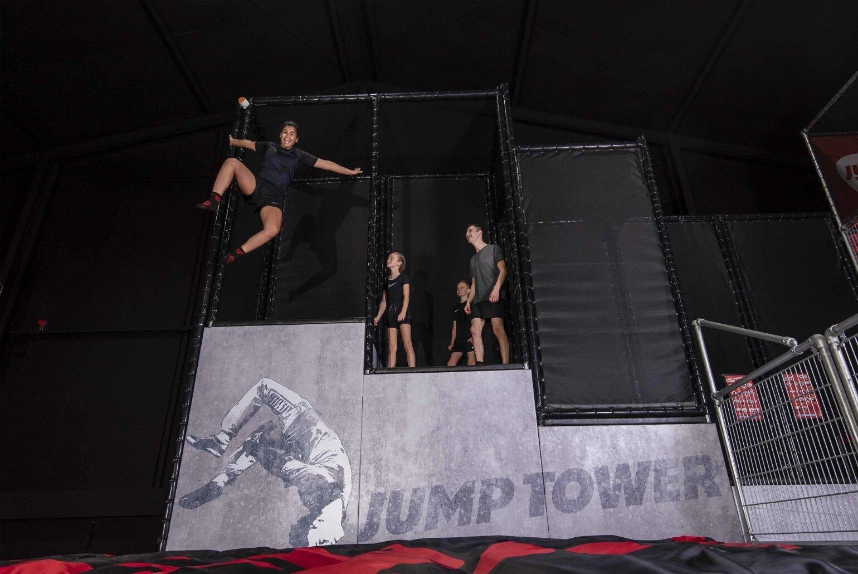 Jump Tower